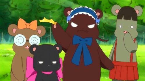 YKA 07 - bear bullies